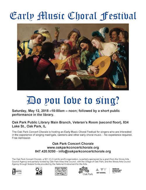 OPCC Choral Festival